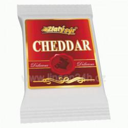 Zlatý Sýr Cheddar bloček 200g (HDB_20n)
