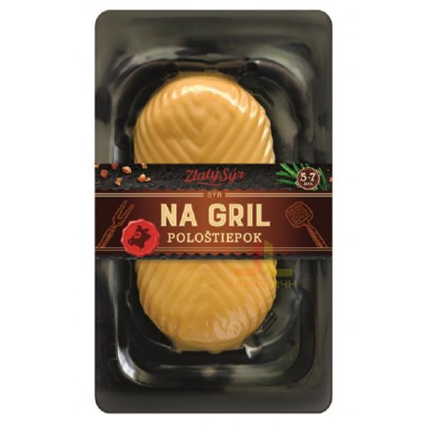 Zlatý Sýr Na Grill Pološtiepok 200g