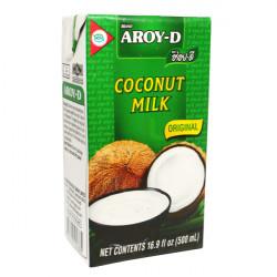 Kokosové Mléko - AROY-D 500ml - Sua Dua (Hop giay)