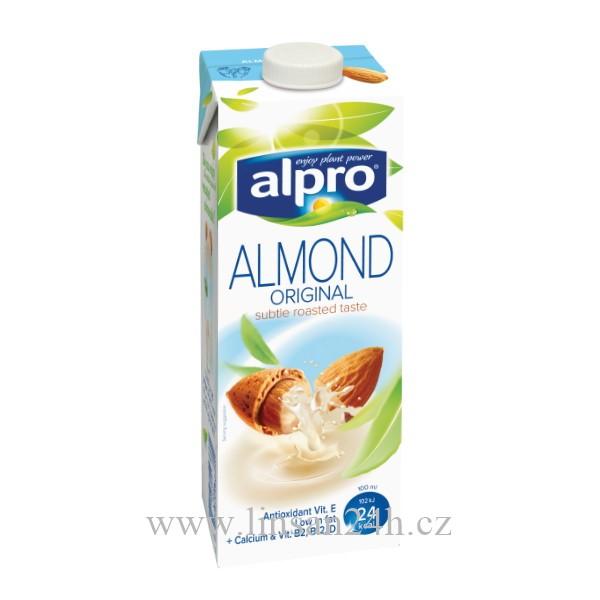 Alpro Nápoj 1L Almond Original
