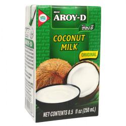 Kokosové Mléko - AROY-D 250ml 6pack