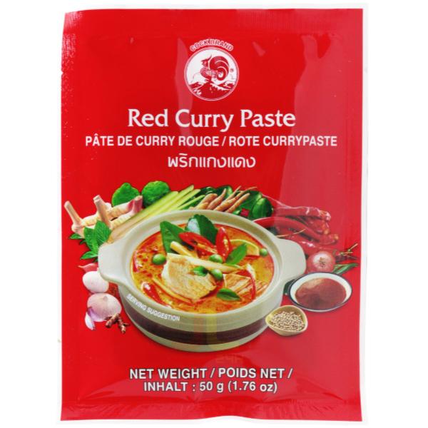 Kari Pasta 50g Red Curry - Červená